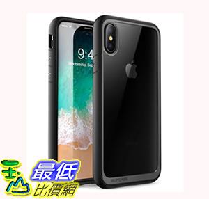[106美國直購] 手機保護殼 SUPCASE iPhone X Case Unicorn Beetle Style Premium Hybrid Protective Clear Case