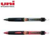 又敗家UNI太空筆Power無重力Tank空氣加壓式倒寫1.0mm油性原子筆SN-200PT-10黑色/紅色三菱日本進口