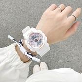 手錶 手錶女ins風獨角獸電子錶男女生中學生簡約氣質防水運動 瑪麗蘇