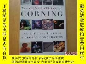 二手書博民逛書店The罕見Generations of Corning: The Life and Times of a Glob