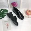小皮鞋女英倫學院風2020新款韓版百搭學生基礎JK制服鞋黑色樂福鞋 【端午節特惠】
