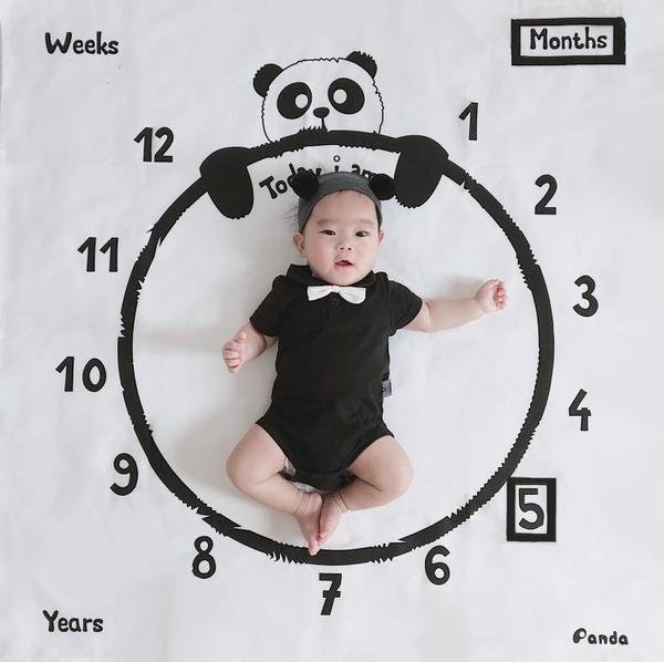 寶寶拍照背景布攝影道具