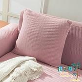 北歐沙發靠墊套大靠背枕客廳辦公室抱枕午睡枕床頭床上靠墊不含芯 艾瑞斯「快速出貨」
