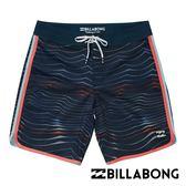 BILLABONG 73 X LINE UP 衝浪褲 (條紋靛藍)【GO WILD】