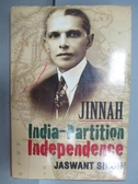 【書寶二手書T3/社會_QCL】India-Partition Independence