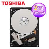 TOSHIBA 2TB/64MB/3.5吋/SATAIII