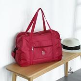旅行袋大容量輕便旅行包手提待產整理袋短途健身包行李包拉桿【愛物及屋】