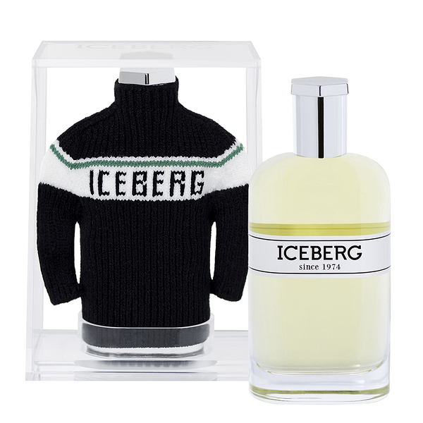 ICEBERG For Him 他的時尚伴侶 男性淡香精 100ml