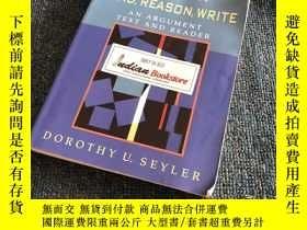 二手書博民逛書店Read,罕見Reason, WriteY176068 Seyl