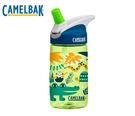 缺貨-丹大戶外 美國【CamelBak】兒童吸管運動水壺 400ml  歡樂叢林 CB1274302040