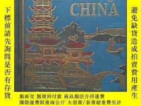 二手書博民逛書店The罕見Spell of China 《拼圖中國》1917年初
