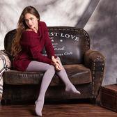 絲襪200D-發熱保暖顯瘦毛圈彈力內搭褲9色73nu11【時尚巴黎】