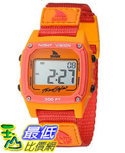[106美國直購] Freestyle 手錶 Unisex 10026746 B014GT4IS0 Shark Clip Digital Display Japanese Quartz Pink Watch