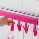 攜帶式曬衣夾浴室 夾子袋(顏色隨機出貨)TTE04003