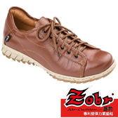 ZOBR路豹     男真皮專利綁帶式-氣墊鞋 T889系列