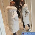 棉衣女中長款冬裝2021年新款韓版寬鬆棉襖學生羽絨面包棉服外套潮 3C數位百貨