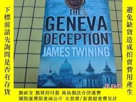 二手書博民逛書店The罕見Geneva Deception(日內瓦騙局,英文原版