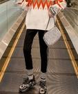 女童長褲 加絨打底褲外穿2021新款春裝中大童一體絨保暖長褲兒童褲子【快速出貨八折下殺】