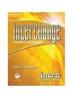 二手書Interchange Intro Student s Book with Self-study DVD-ROM. 4th ed. (Interchange Fourth Edition) R2Y 1107648661