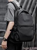 後背包 潮流後背包男士休閒防水旅行包電腦包背包高中初中大學生書包男包 新品