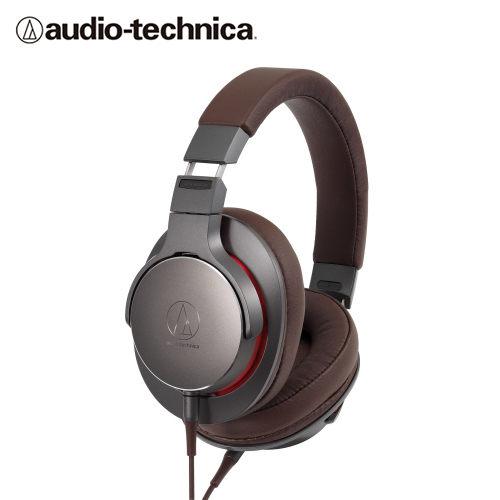 全新 鐵三角 ATH-MSR7b 便攜型耳罩式耳機【鐵灰色】 台灣鐵三角公司貨