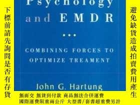 二手書博民逛書店Energy罕見Psychology And Emdr: Com