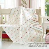 紗布純棉初生兒洗澡巾嬰兒浴巾純棉6層大毛巾被寶寶蓋毯柔軟透氣