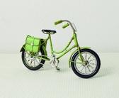 《齊洛瓦鄉村風雜貨》日本zakka雜貨 仿舊復古綠色腳踏車 腳踏車擺飾 腳踏車模型 腳踏車裝飾