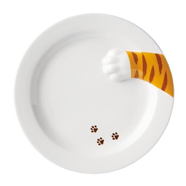 sunart 餐盤 │ 貓偷食