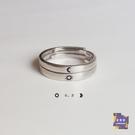 戒指 文藝范925銀質戒指女日月對戒太陽...