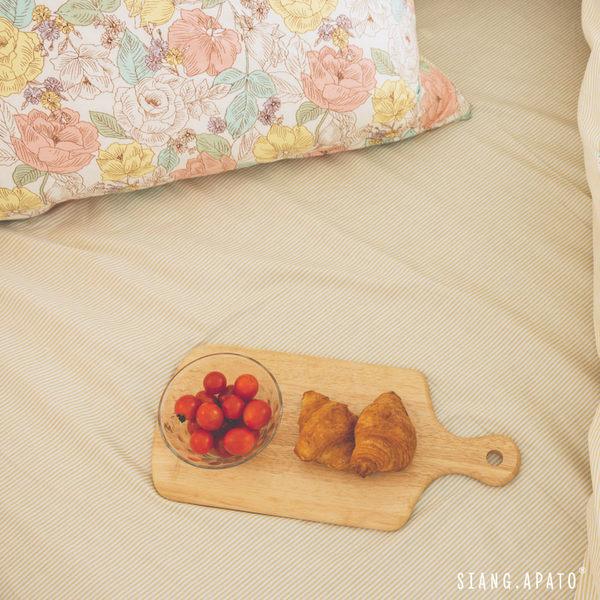 床包組-雙人【Blossom】ikea風格 100%精梳棉 純棉 翔仔居家