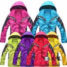 【男人幫】CB022*衝鋒衣男女三合一兩件套防風保暖大碼秋季加絨加厚登山服 登山防潑水