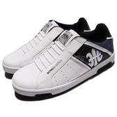 Royal Elastics 休閒鞋 Icon 白 黑 深藍 無鞋帶設計 皮革鞋面 男鞋【PUMP306】 02081059