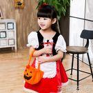 萬聖節兒童服裝女童寶寶cosplay小紅...