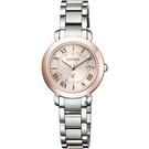 CITIZEN/星辰 光動能電波錶 鈦金屬 限量手錶 ES9445-57W /27mm
