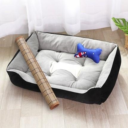 貓窩 狗窩冬天保暖小型中型大型犬四季通用寵物泰迪寵物狗狗用品床【快速出貨八折下殺】