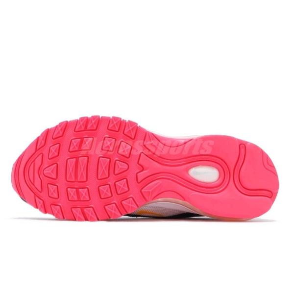 【六折特賣】Nike 休閒慢跑鞋 Wmns Air Max 97 白 深藍 反光設計 女鞋 大氣墊 運動鞋【PUMP306】 921733-015
