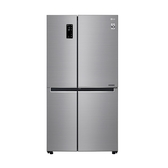 LG 821公升門中門變頻對開冰箱 GR-DL88SV