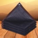黑色加密加厚遮陰網 遮陽網防曬網隔熱網 大棚遮蔭網汽車屋頂降溫 小山好物