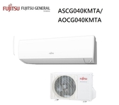 【富士通Fujitsu】5-8坪 變頻一對一分離式冷氣(ASCG040CMTA/AOCG040CMTA)