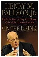 二手書《On the Brink: Inside the Race to Stop the Collapse of the Global Financial System》 R2Y ISBN:0446561932