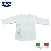 chicco-雲朵夾棉肚衣-藍