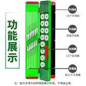 釣魚漂盒硅膠多功能三層漁具盒浮漂盒塑料子線盒主線盒三合一套裝