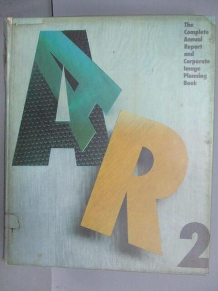 【書寶二手書T2/設計_PIH】The Complete Annual Report and…Book