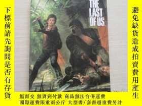 二手書博民逛書店The罕見Art of The Last of Us【058】Y
