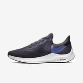 NIKE ZOOM WINFLO 6 [AQ7497-009]  男鞋 運動 休閒 慢跑 健身 避震 透氣 深藍 白