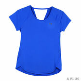 Under Armour 女 HG ARMR COOLSWITCH短袖上衣 UA圓領T(短)- 1294068437