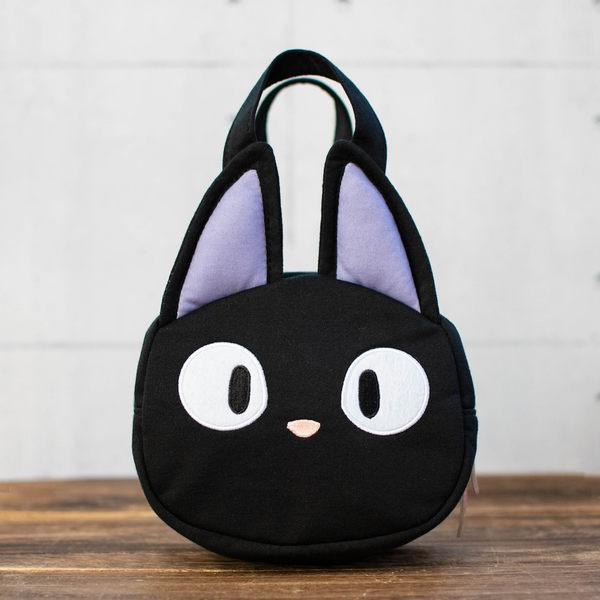 尼德斯Nydus 日本正版 宮崎駿 魔女宅急便 琪琪 黑貓吉吉 可愛造型 手提包