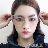 3M10196防護眼鏡騎行護目鏡勞保飛濺防塵霧防風沙紫外線男女沖擊 電購3C
