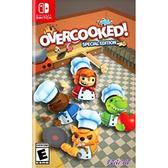 NS 煮過頭 一代 特別版(含2大額外內容) -英文版- Overcooked 煮爛了 地獄廚房 Nintendo Switch